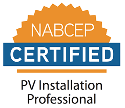 NABCEP Certified Professional Badge